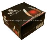 Alta qualidade vidro Stemless do Tumbler do vinho de 15 onças (B-C020)