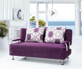 現代ファブリック折るソファーベッドの居間の家具