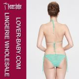 De Bikini van de Strandkleding van de vrouw haakt Breiende Bikini (l32574-2)