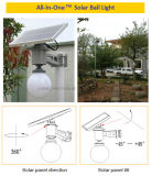 Ce Certified 5W 8W LED Solar Security/Yard Light