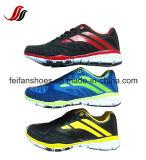 Sapatas ocasionais do esporte da qualidade High-Top com as sapatas Running de homens personalizados, ao ar livre, sapatilhas de pouco peso para meninos