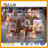 내부 모형 장면 모형 또는 아파트 모형 또는 건물 모형 제조
