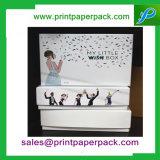 Bespoke магнитная бумажная коробка подарка
