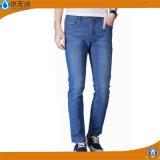 Jeans casuali del denim di modo dei jeans del cotone degli uomini di alta qualità dell'OEM