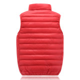 Куртка зимы куртки мальчика высокого качества вниз водоустойчивая вниз резвится куртка 604 зимы утки малышей вниз
