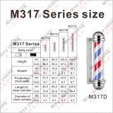 M317 de Slanke Roterende Kapper Pool van de Apparatuur van de Salon van het Haar