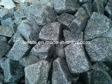 Pietre schiacciate granito cadute