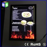 Decorative Frame를 가진 실내 LED Light Box Sign