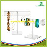 4層の明確なアクリルの腕輪のブレスレットの陳列台