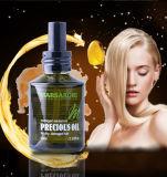 Petróleo puro del Argan del 100% Morocan para el tratamiento del pelo