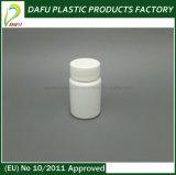бутылка таблетки PE 40ml малая с крышкой винта