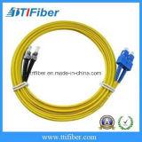 Cavo di zona su un lato della fibra FC-Sc OS1/2 9/125