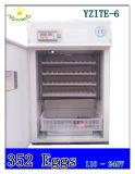 Инкубаторы яичка CE Approved автоматические держа 1000 яичек триперсток (YZITE-7)