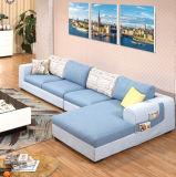 Sofá de cuero moderno del diseño moderno