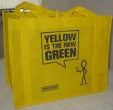 安いNon-Wovenショッピング・バッグ印刷を用いるカラー