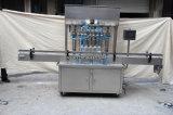 Máquina de embotellado automática del agua del acero inoxidable
