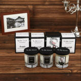 3 Pieces of Bliss Trio Mor Candle Set in Luxury Box