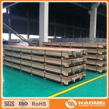 5052 feuille d'alliage d'aluminium de pente de 5083 marines
