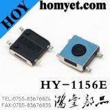 Alta calidad que sujeta con cinta adhesiva el interruptor micro del tacto del interruptor SMD