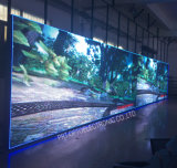P10 di alta risoluzione Full Color Outdoor LED Display con Aluminum Panel