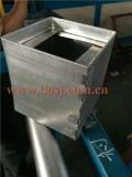 D'aluminium amortisseur non de renvoi d'interruption automatiquement pour le roulis de ventilation de climatisation formant faisant la machine Thaïlande