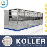 Grosse Kapazitäts-industrielle Eis-Würfel-Maschine 20 Tonnen-/Tag