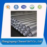 6061, pipe 6063 en aluminium anodisée par meubles