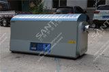 Fornalha de câmara de ar da alumina com duas zonas de aquecimento