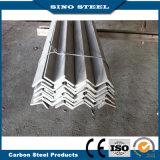 L barre en acier 50*50*4mm de barre en acier de forme de cornière laminée à chaud d'acier