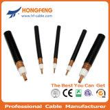 De 1/2 le meilleur rf câble de pouce, câble coaxial de liaison micro