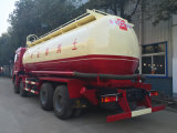 8X4 무겁 의무 Shacman 335HP Bulk Cement Discharge Truck