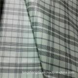 Gesponnenes Schaftmaschine-Twill-Plaid-Ebenen-Check-Oxford-im Freien Jacquardwebstuhl-Polyester-Gewebe 100% (X017)