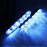 최신 판매 최고 밝은 12W 옥수수 속 DRL LED 차 주간 야간 항행등
