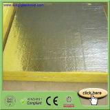 Material de construção de alumínio de Foil e de Fiber Glass Wool