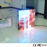 Visualización video multi de alta resolución del color P6.67 LED al aire libre con la recepción de la tarjeta para hacer publicidad del alquiler