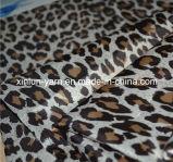 Tissu estampé par polyester 100% de bonne qualité pour des circuits de plage