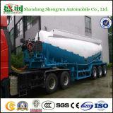 中国のベストセラーの3つの車軸はトレーラーセメントのタンカーの半かさ張る