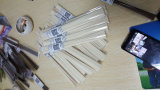 Ein Grade Brown Reed Diffuser Sticks, Custom Size und Original Manufaktur