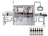 Machine à étiquettes de bouteille/étiqueteur automatiques à grande vitesse rotatoires