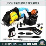 шайба давления 120bar 7L/Min 1.5kw электрическая (HPW-DTE1207DC)