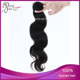 ボディ波の人間の毛髪のWeftブラジルのバージンの毛の拡張