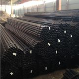 Pipe en acier recuite noire ronde de carbone de Q345c