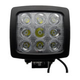 90W Squar LED LED Work Light voor Jeep Offroad 4X4