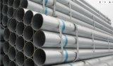 Tubo de acero galvanizado de la INMERSIÓN caliente para la casa verde