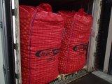 Grandi sacchetti per la manioca o le cipolle, arachidi