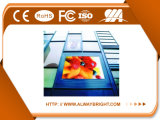 Visualizzazione di LED esterna di Abt RGB P10 per fare pubblicità