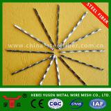 콘크리트를 위한 강철 섬유