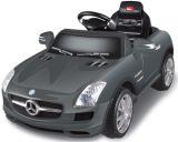 Benz SLS лицензировал езду на автомобиле с картиной