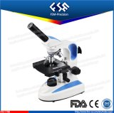 FM-179b Monocular konkurrenzfähiger Preis-biologisches Hauptmikroskop