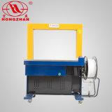 Máquina de embalagem automática de cinto de cintagem para embalagem de cartão